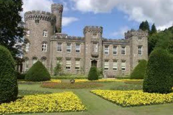 BMR Cyfartha Castle