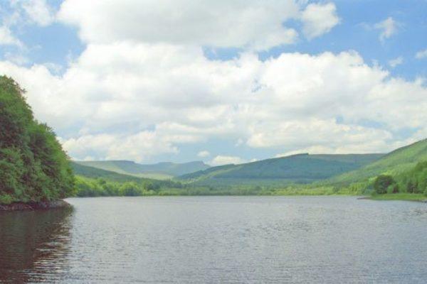 BMR Pontsticill Reservoir Walk