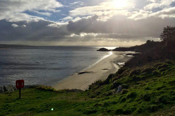 Borth y gest beach view JQ