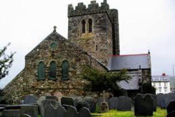 St Cadfan Church Tywyn