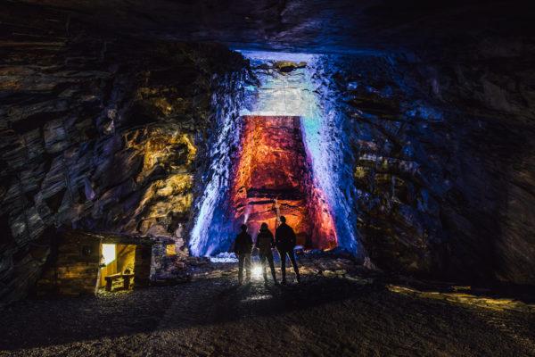 Llechwedd caverns