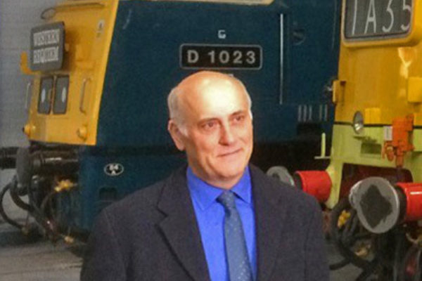 Bob Gwynne portrait