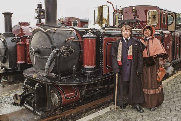 Ffestiniog Railway Portmadog special events 2020