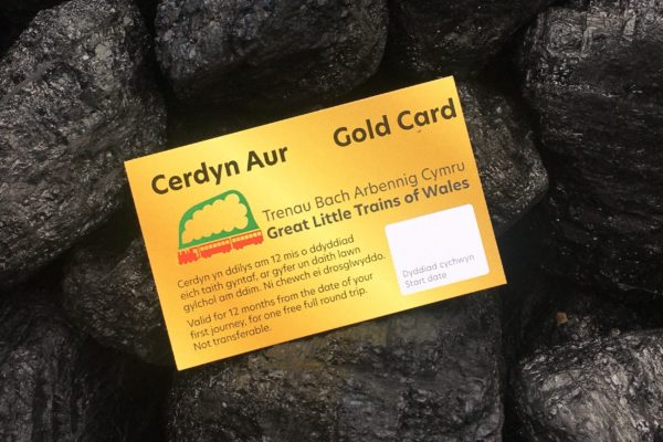 Gold Card coal GL To W
