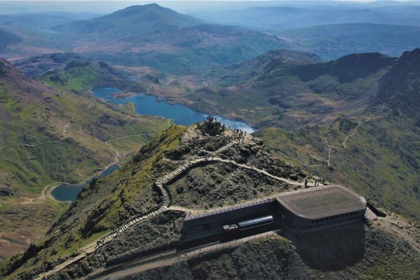 Snowdon Mountain summit railway